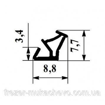 УД-556 Уплотнитель темно коричневий (Додатковий)