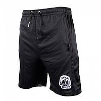 Шорты Gorilla wear Athlete Oversized Shorts (Black)