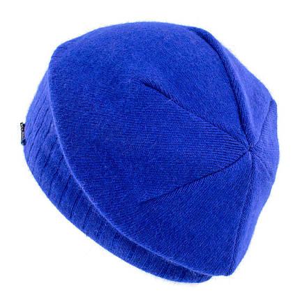 Шапка женская Odyssey Жанна Lx 627 синяя     ( 31410627 ), фото 2