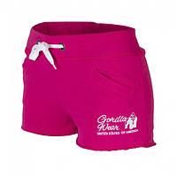 Женские шорты Gorilla wear Women's New Jersey Sweat Shorts (Pink)