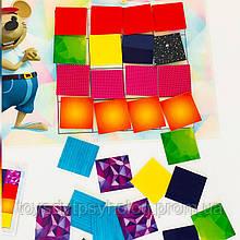 Гра на липучках Кубик-рубик