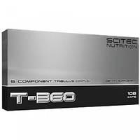 Бустер тестостерона Scitec Nutrition T-360 (Testopump) (108 капс)
