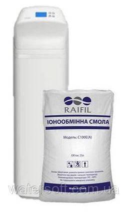Фильтр умягчения воды RunLucky RL-RA-1500Н с засыпкой Raifil, фото 2