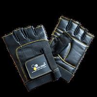 Перчатки для фитнеса и бодибилдинга Olimp Hardcore One +