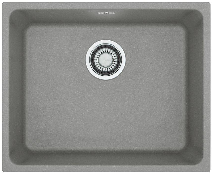 Кухонные мойки Franke Кухонная мойка Franke Kubus KBG 110-50, 125.0575.040, серый камень