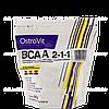 BCAA аминокислоты Ostrovit Extra Pure BCAA 2:1:1 (500 г)
