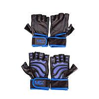 Перчатки для фитнеса и бодибилдинга MEX Nutrition Pro Elite Gloves