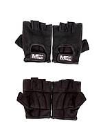 Перчатки для фитнеса и бодибилдинга MEX Nutrition Train Hard Gloves