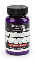 Предтренировочный комплекс Ultimate Nutrition Arginine Power (100 капс)