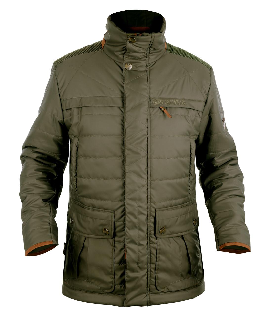 Куртка утеплена GRAFF 643-O