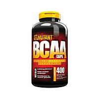 BCAA Аминокислоты PVL Mutant BCAA Caps (400 капс)