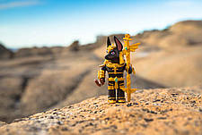 Ігрова колекційна фігурка Jazwares Roblox Сore Figures Anubis W5 (ROB0196), фото 3