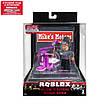 Игровая коллекционная фигурка Jazwares Roblox Desktop Series Welcome to Bloxburg: Mechanic Mayhem W7 (ROB0308), фото 2