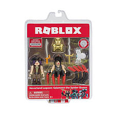 Набор Jazwares Roblox Game Packs Neverland Lagoon: Salameen the Spider Queen (ROB0207), фото 2