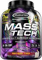 Гейнер MuscleTech MassTech (3,2 кг)
