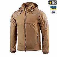 M-Tac куртка Norman Windblock Fleece Coyote
