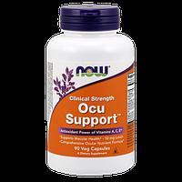 Поддержка зрения NOW Ocu Support (90 капс)