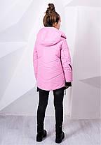 Стильная весна осень куртка для девочек., фото 2