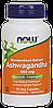 Антидепрессант NOW Foods Ashwagandha (450 мг) (90 капс)
