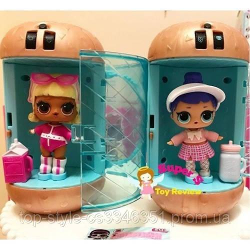 Светящаяся Капсула LOL Кукла сюрприз 4 серия лол