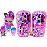 Светящаяся Капсула LOL Кукла сюрприз 4 серия лол, фото 5
