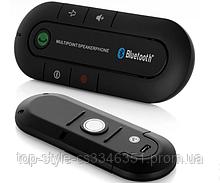 Автомобильный беспроводной динамик-громкоговоритель Bluetooth Hands Free kit HB 505-BT (спикерфон)