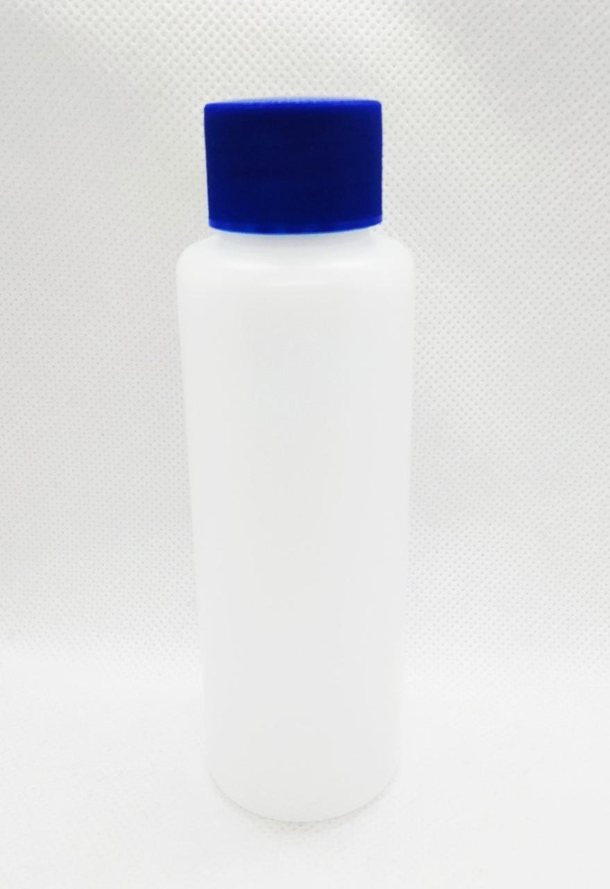 Флакон 100 мл пластиковий з кришкою (фліп-топ)