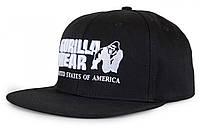 Кепка Gorilla Wear Dothan Cap Black