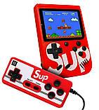 Игровая приставка-консоль SUP GAME BOX 400 игр + джойстик для 2х игроков, фото 5