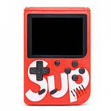 Игровая приставка-консоль SUP GAME BOX 400 игр + джойстик для 2х игроков, фото 7