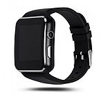 Умные Смарт часы-телефон Smart Watch X6, фото 7