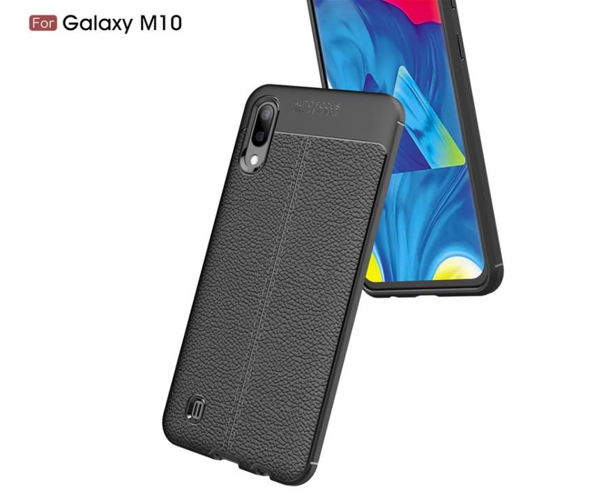 Защитный чехол-накладка под кожу для Samsung Galaxy M10/M105F