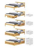 Двоспальне ліжко НОТА БЕНЕ, фото 6