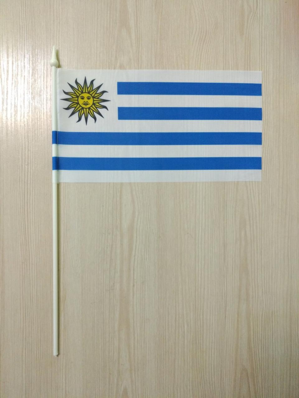 "Флажок ""Уругвай"" | Флажки Южной Америки |"