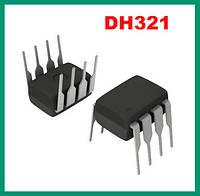 ШИМ-контроллер DH321 DIP8