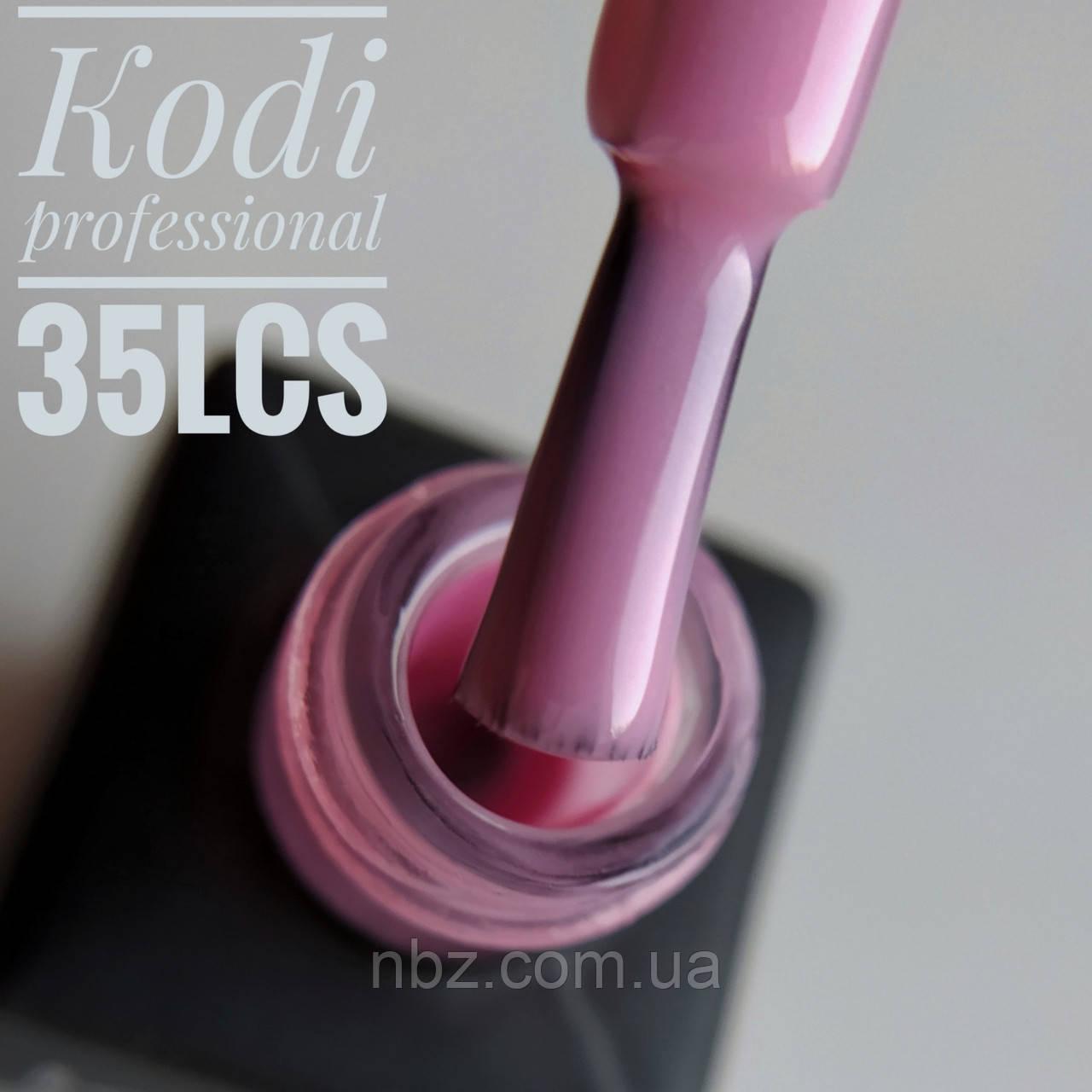 8ml. Гель лаки Kodi professional Серія LCS 35