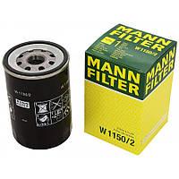 Масляный фильтр MANN-FILTER W 1150/2