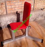 Лава (стілець) для Жиму сидячи (Проф серія, для залу), фото 4