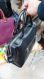Женские сумки из натурального замша Китай (2цвета)26*34см, фото 3