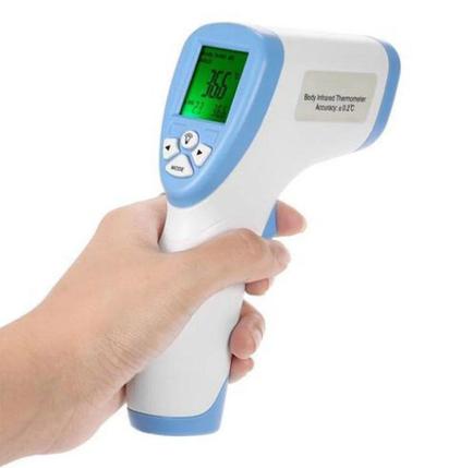 Безконтактний термометр медичний інфрачервоний Non Contact, фото 2