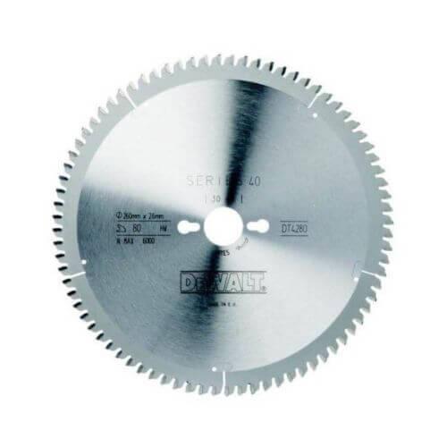 Диск пильный 165 x 20 мм DeWALT DT10301