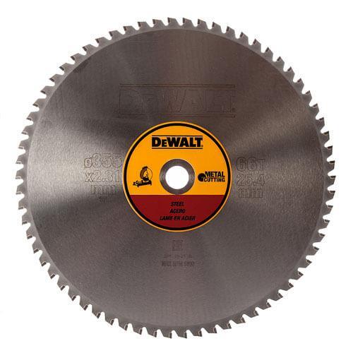 Диск пильный 355 x 25,4 мм DeWALT DT1926