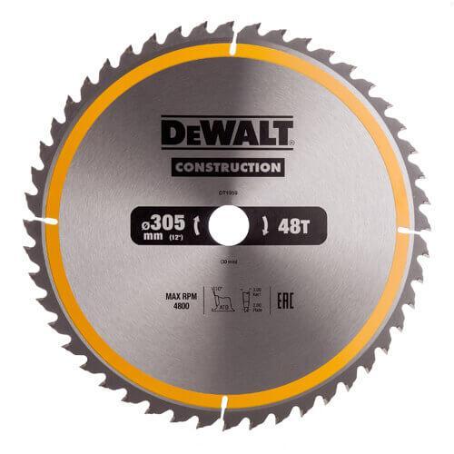 Диск пильный 305 x 30 мм DeWALT DT1959