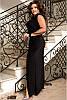 Красивое блестяще вечернее платье Ферарри, фото 5
