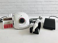 Профессиональный фрезер DM-212 для маникюра и педикюра 35 тыс.об/мин. 35 ватт БЕЛЫЙ, фото 1