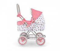 Коляска Corolle для кукол раскладная с корзиной и сумкой для аксессуаров 9000140460