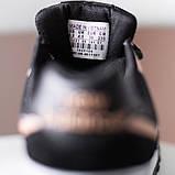 New Balance 547  Женские осенние черные замшевые кроссовки. Женские кроссовки на шнурках, фото 9