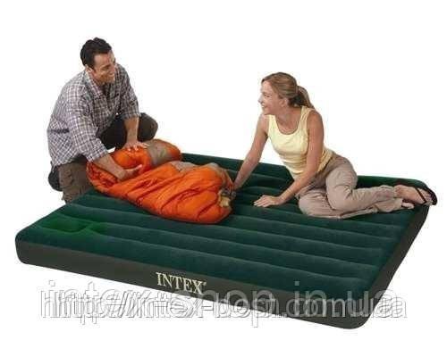 Надувной матрас Intex 66929 (152х203х22 см)