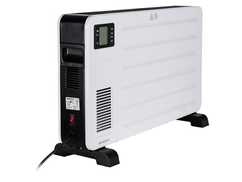 Конвектор SILVERCREST® мощностью 2300 Вт с ЖК-дисплеем 01516