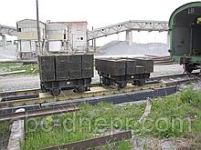Повірка вагонних ваг